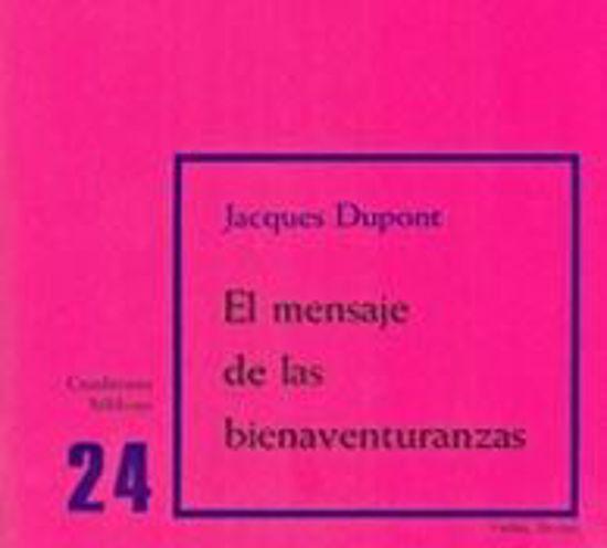 Picture of MENSAJE DE LAS BIENAVENTURANZAS #24