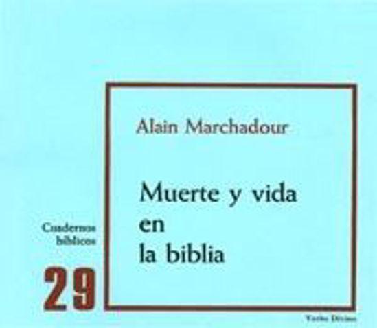 Picture of MUERTE Y VIDA EN LA BIBLIA #29