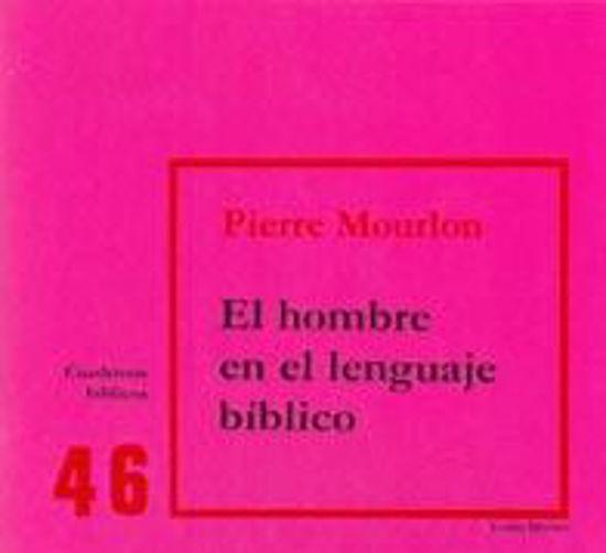Picture of HOMBRE EN EL LENGUAJE BIBLICO #46