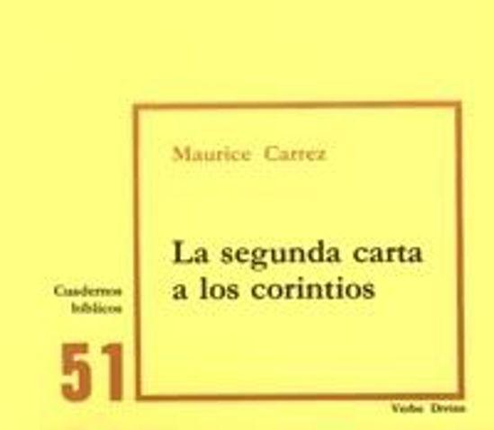 Picture of SEGUNDA CARTA A LOS CORINTIOS #51