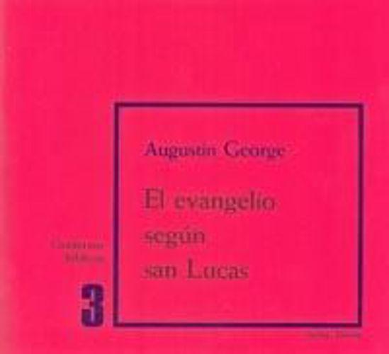 Picture of EVANGELIO SEGUN SAN LUCAS (VERBO DIVINO\CUADERNOS BIBLICOS) #3