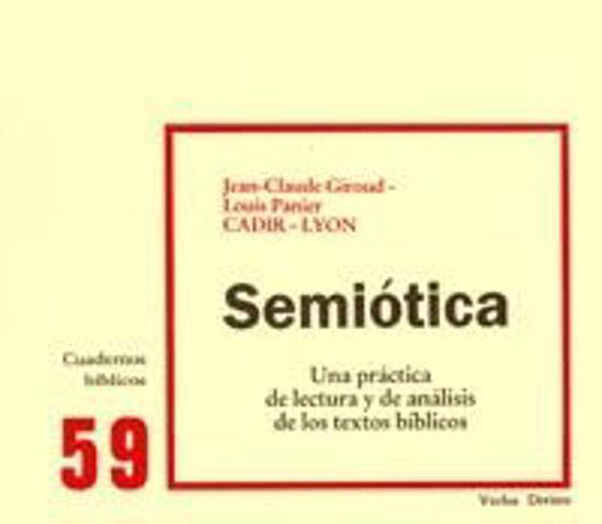 Picture of SEMIOTICA #59