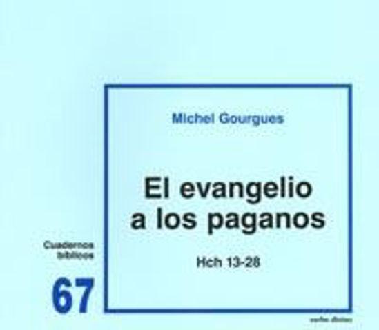 Picture of EVANGELIO A LOS PAGANOS #67