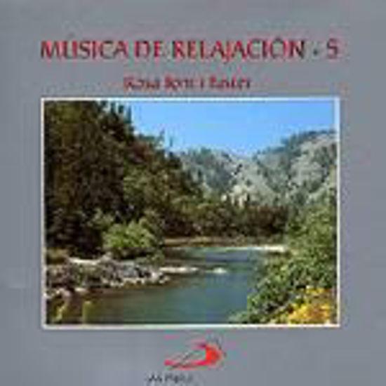 Picture of CD.MUSICA DE RELAJACION  5