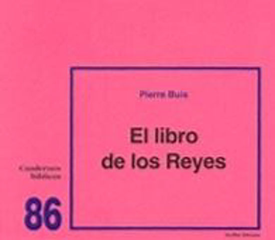 Picture of LIBRO DE LOS REYES #86