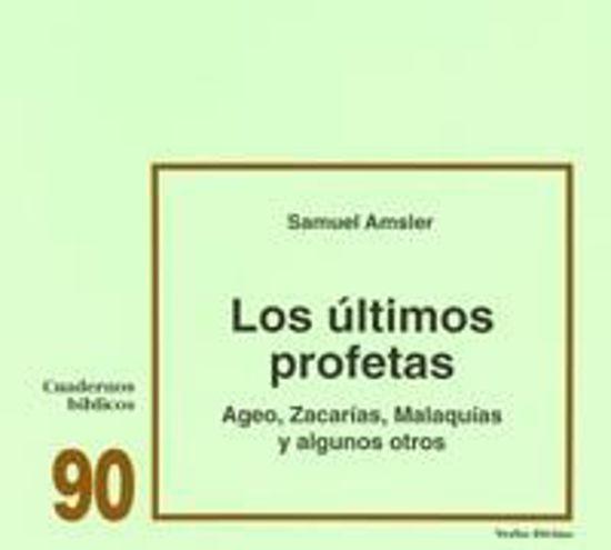 Picture of ULTIMOS PROFETAS #90