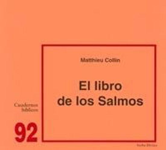 Picture of LIBRO DE LOS SALMOS (VERBO DIVINO) #92