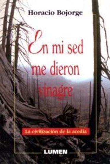 Picture of EN MI SED ME DIERON VINAGRE
