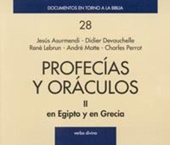 Picture of PROFECIAS Y ORACULOS II #28