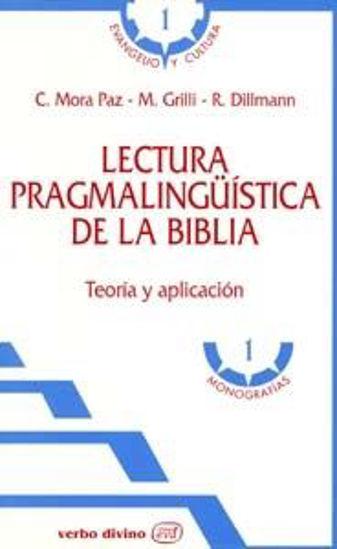 Picture of LECTURA PRAGMALINGUISTICA DE LA BIBLIA #1