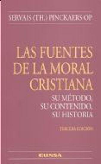 Picture of FUENTES DE LA MORAL CRISTIANA #60
