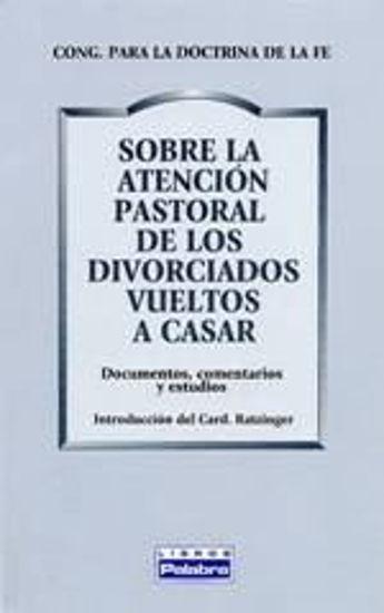 Picture of SOBRE LA ATENCION PASTORAL DE LOS DIVORCIADOS VUELTOS A CASAR #31