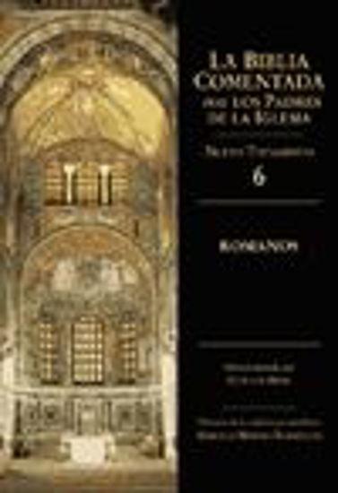 Picture of BIBLIA COMENTADA NT ROMANOS #6