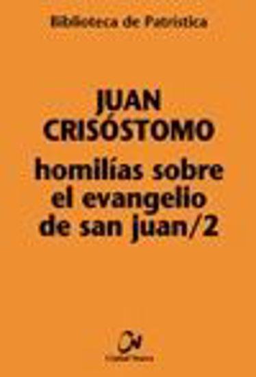 Picture of HOMILIAS SOBRE EL EVANGELIO DE JUAN/2 #54