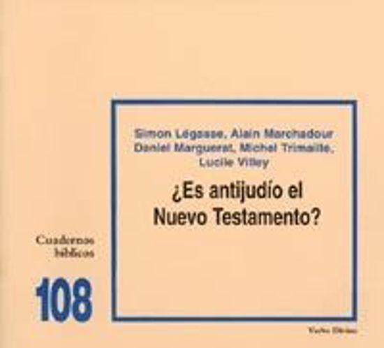 Picture of ES ANTIJUDIO EL NUEVO TESTAMENTO #108