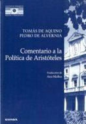Picture of COMENTARIO A LA POLITICA DE ARISTOTELES