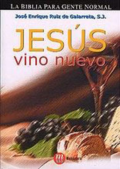 Picture of JESUS VINO NUEVO