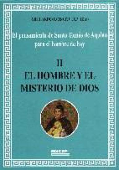 Picture of HOMBRE Y EL MISTERIO DE DIOS II
