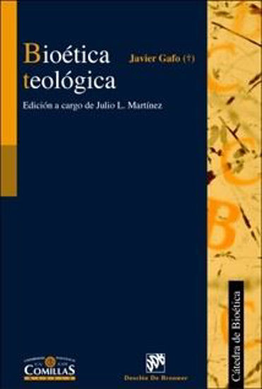 Picture of BIOETICA TEOLOGICA #7