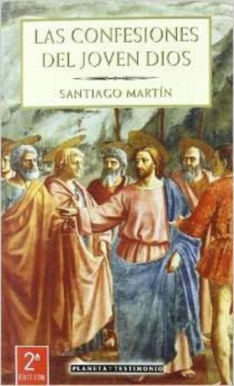 Picture of CONFESIONES DEL JOVEN DIOS