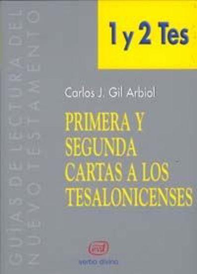 Picture of PRIMERA Y SEGUNDA CARTAS A LOS TESALONICENSES #12