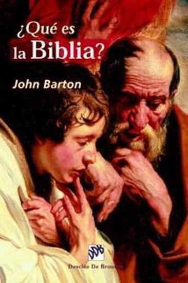 Picture of QUE ES LA BIBLIA (DESCLEE) #37