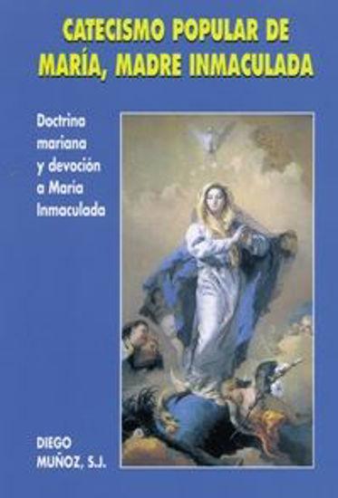 Picture of CATECISMO POPULAR DE MARIA MADRE INMACULADA #39