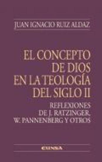 Picture of CONCEPTO DE DIOS EN LA TEOLOGIA DEL SIGLO II