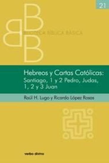 Picture of HEBREOS Y CARTAS CATOLICAS SANTIAGO 1 Y 2 #21