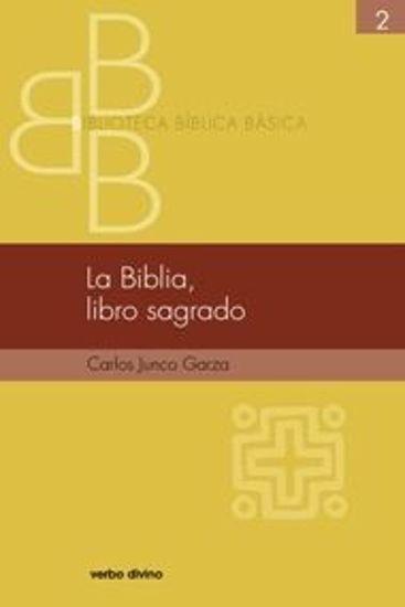 Picture of BIBLIA LIBRO SAGRADO (VD) #2