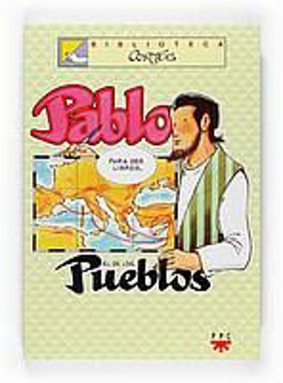 Picture of PABLO EL DE LOS PUEBLOS #6