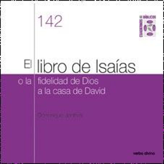 Picture of LIBRO DE ISAIAS #142