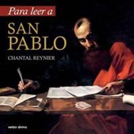 Picture of PARA LEER A SAN PABLO (VERBO DIVINO) #89