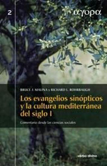 Picture of EVANGELIOS SINOPTICOS Y LA CULTURA MEDITERRANEA DEL SIGLO I (TAPA DURA) #2