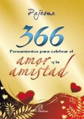 Picture of 366 PENSAMIENTOS PARA CELEBRAR EL AMOR Y LA AMISTAD