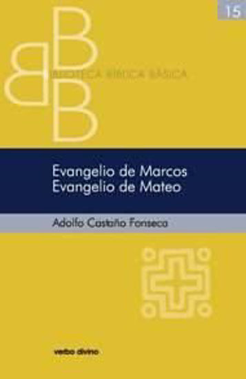 Picture of EVANGELIO DE MARCOS EVANGELIO DE MATEO #15