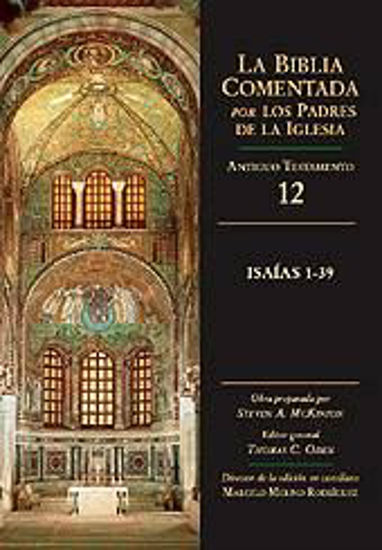 Picture of BIBLIA COMENTADA AT ISAIAS 1-39 #12