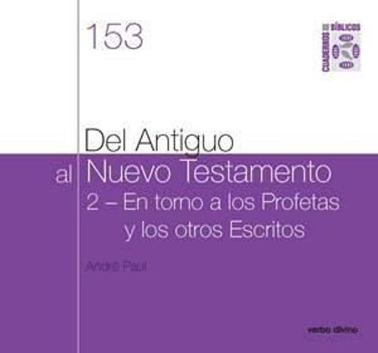 Picture of DEL ANTIGUO AL NUEVO TESTAMENTO #153