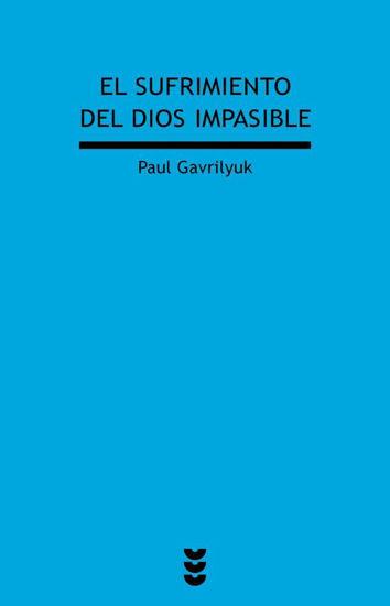 Picture of SUFRIMIENTO DEL DIOS IMPASIBLE #188