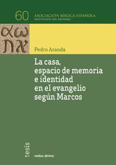 Picture of CASA ESPACIO DE MEMORIA E IDENTIDAD EN EL EVANGELIO SEGUN MARCOS #60