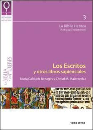 Picture of ESCRITOS Y OTROS LIBROS SAPIENCIALES #3