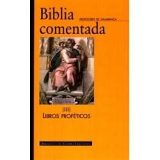 Picture of BIBLIA COMENTADA III #209