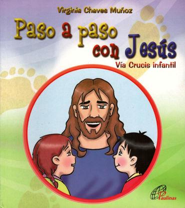 Picture of PASO A PASO CON JESUS VIA CRUCIS INFANTIL