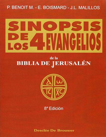 Picture of SINOPSIS DE LOS CUATRO EVANGELIOS (FLEXIBLE)