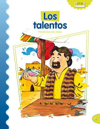 Picture of TALENTOS (SP ARGENTINA)