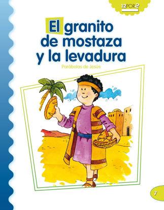 Picture of GRANITO DE MOSTAZA Y LA LEVADURA (SP ARGENTINA)
