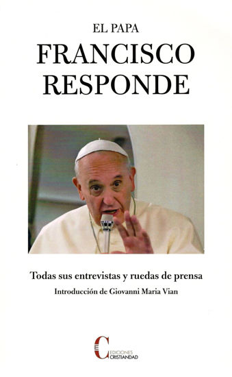 Picture of PAPA FRANCISCO RESPONDE (CRISTIANDAD)