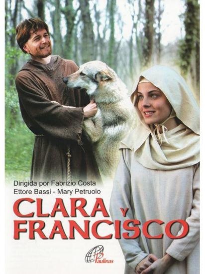 Picture of DVD.CLARA Y FRANCISCO