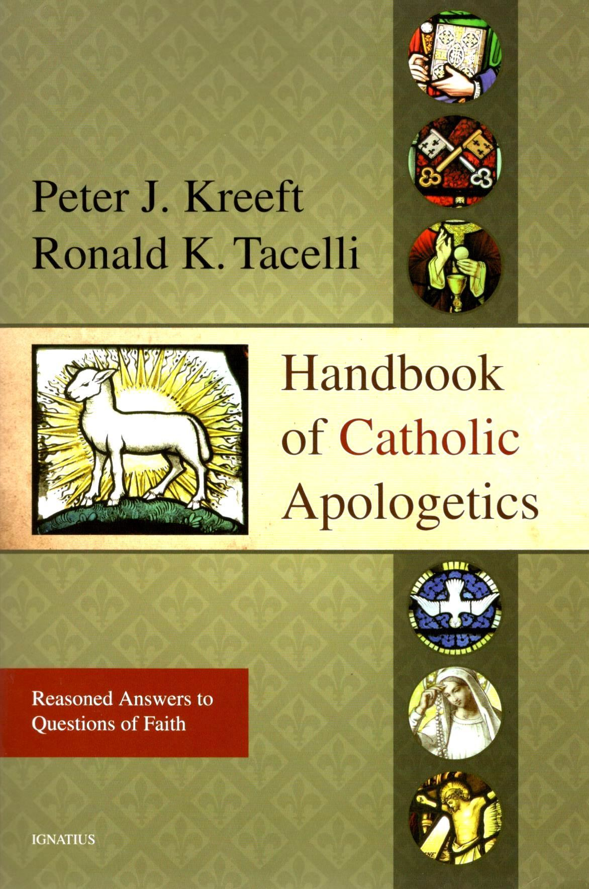 Picture of HANDBOOK OF CATHOLIC APOLOGETICS