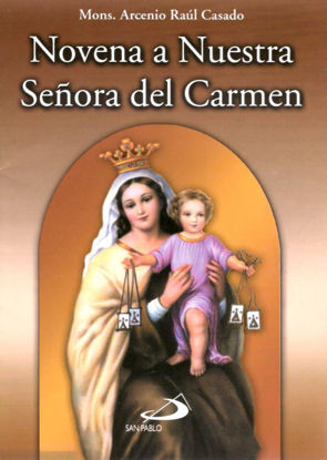 Picture of NOVENA A NUESTRA SEÑORA DEL CARMEN